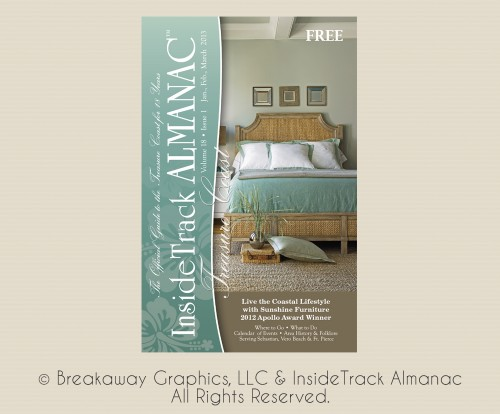 InsideTrack Almanac Vol 18 Issue 1