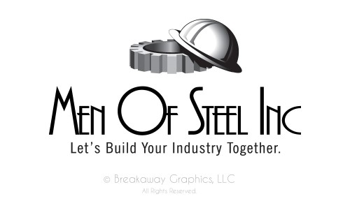 Men of Steel Inc Logo