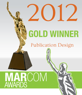 award_Marcom 2012 gold pub